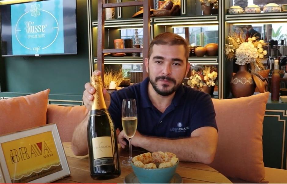 Brava Wine lança canal no Youtube com conteúdo sobre o universo dos vinhos