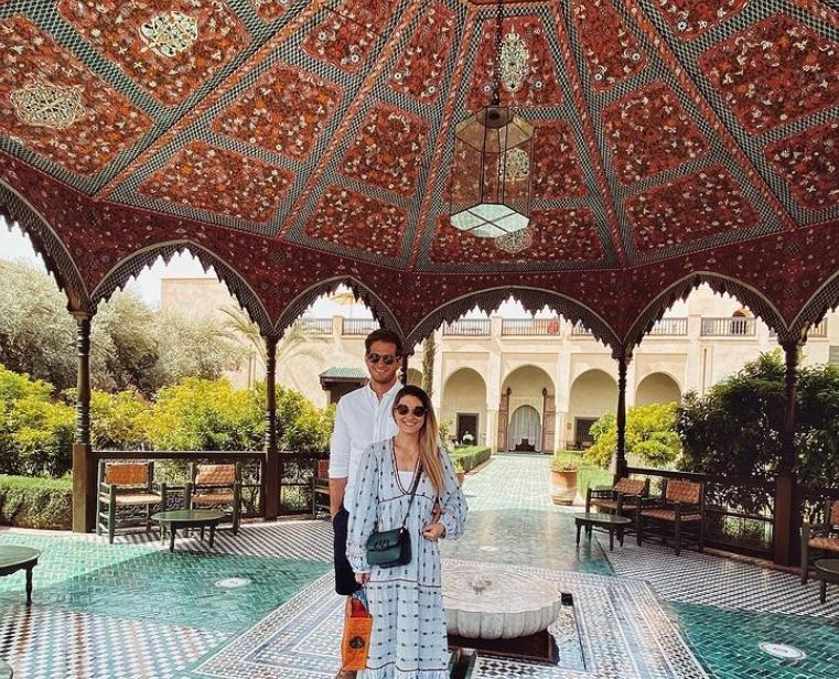 Depois de Madrid, Bruna Magalhães e Ravi Macêdo conhecem as riquezas de Marrakech