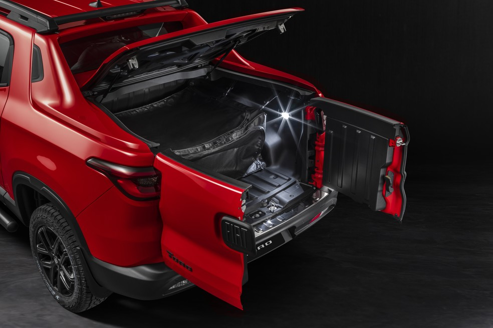 Fiat Toro Ultra 2022 Cacamba