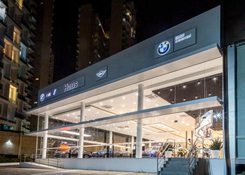 BMW Haus espera ampliar em 20% as vendas com inauguração da nova sede
