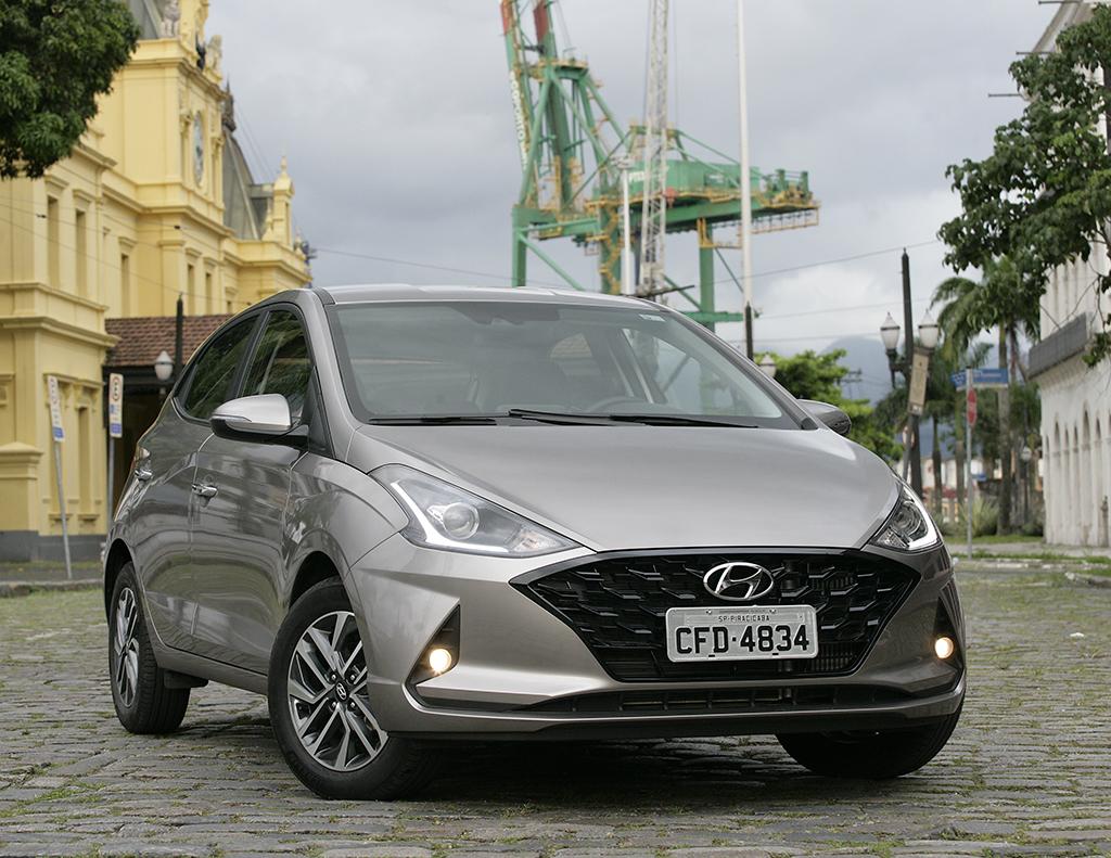 Hyundai Hb20 2021 7