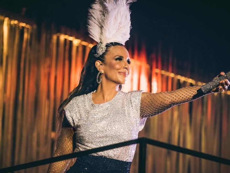 Ivete Sangalo disponibiliza no YouTube show histórico no Madison Square Garden