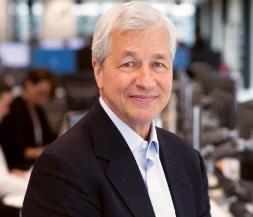 CEO do JPMorgan acredita em 'boom' da economia norte-americana até 2023