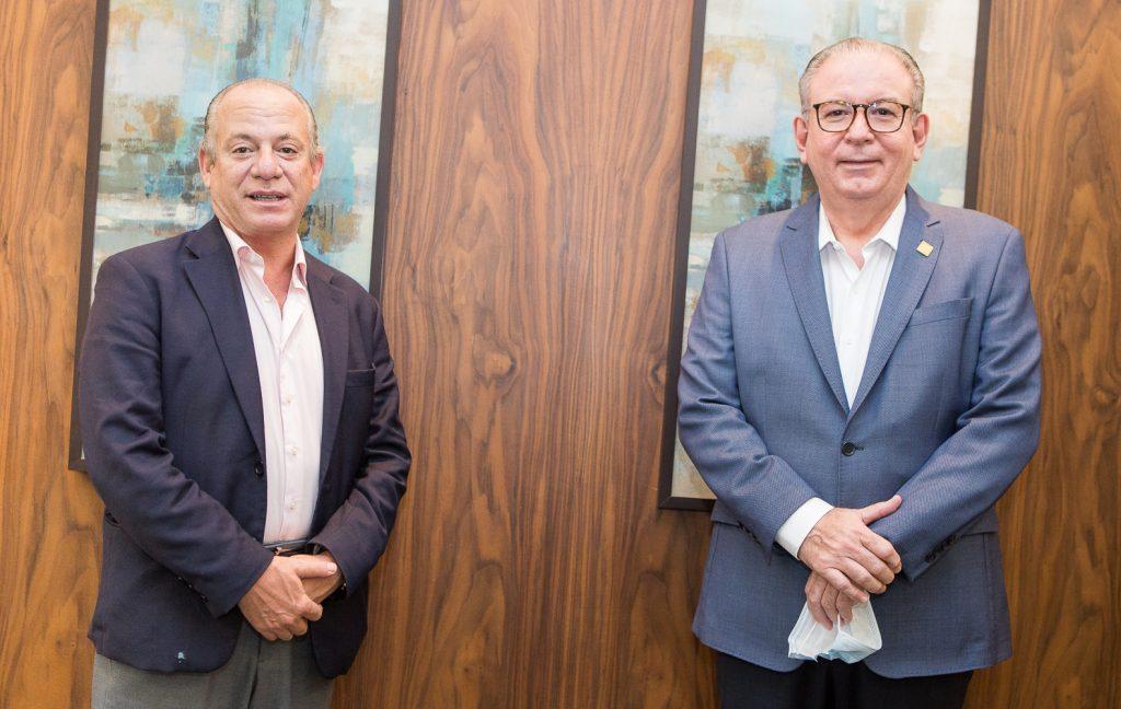 Jorge Luiz Lima E Ricardo Cavalcante