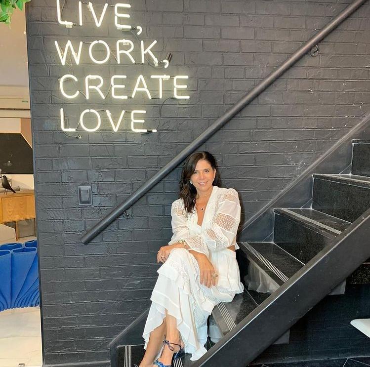 Maria Lúcia Negrão lança programa sobre moda e tendências no Instagram da Lenita