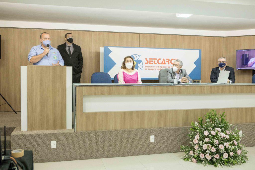 Mirio Pavan, Angela Daniel, Clovis Nogueira E Marcelo Maranhao