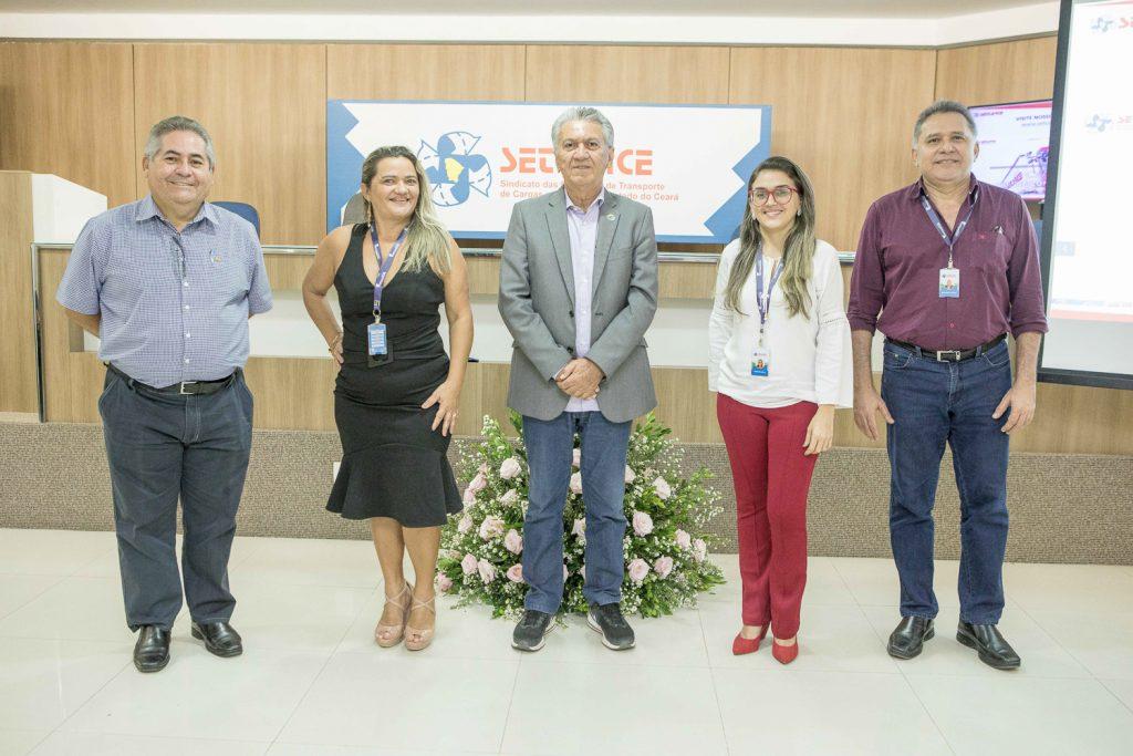 Padro Junior, Aurielia Almeida, Clovis Nogueira, Rafaele Lima E Espedito Junior