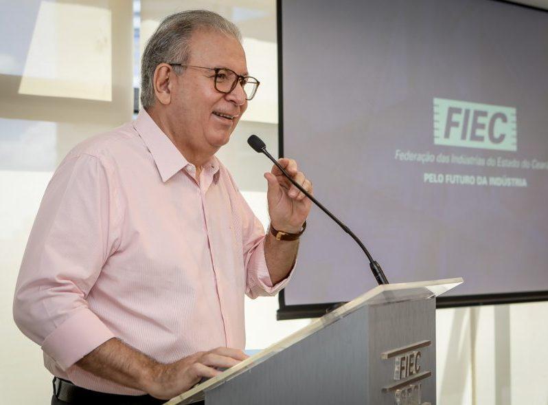 Ricardo Cavalcante debate papel da FIEC durante a retomada econômica no Estado