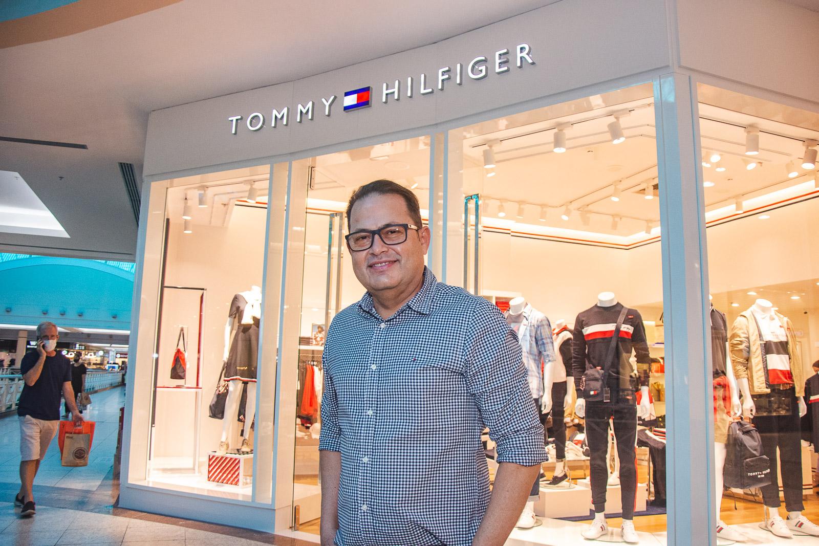 Tommy Hilfiger estreia com exclusividade no Shopping Iguatemi Fortaleza