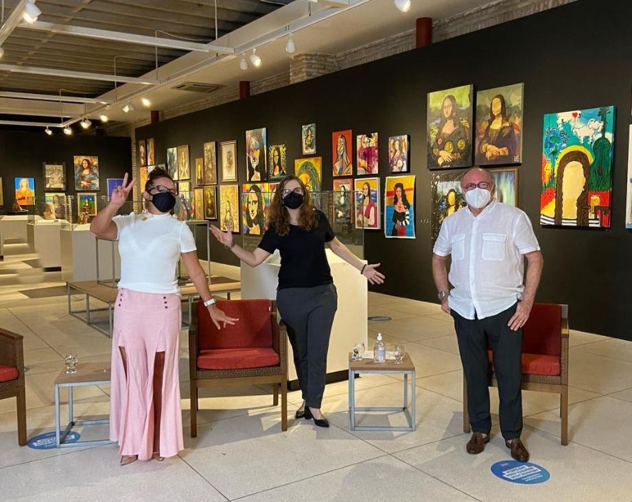 Vando Figueiredo e Silania Cavalcante participam de live promovida pela FIEC e o Museu da Indústria