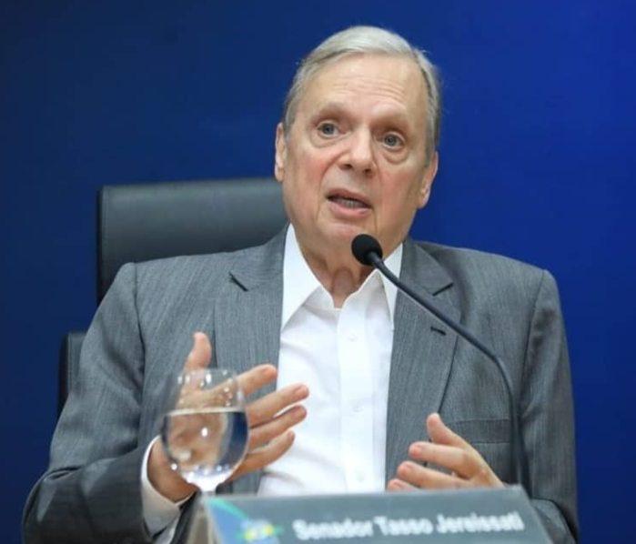 Tasso diz que CPI da Covid é das mais importantes do Congresso e que não aspira concorrer à presidência em 2022