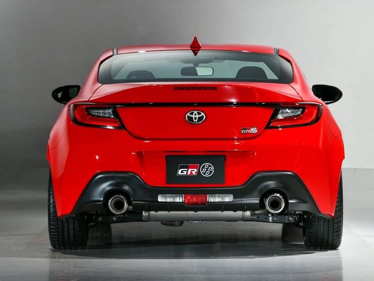 Toyota Gr 86 2022 05