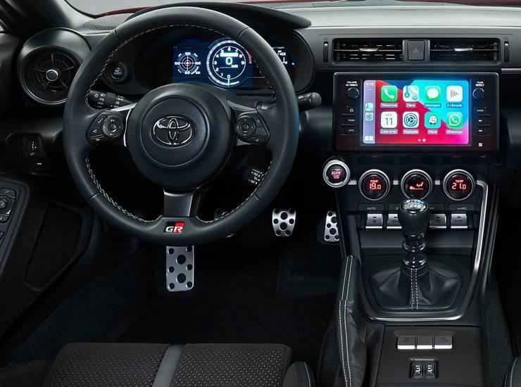 Toyota Gr 86 2022 08