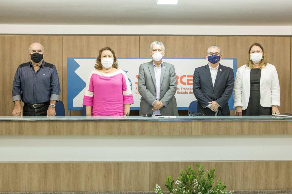 Ubiratan Roberto, Angela Daniel, Clovis Nogueira, Marcelo Maranhao E Airtes Gomes (2)