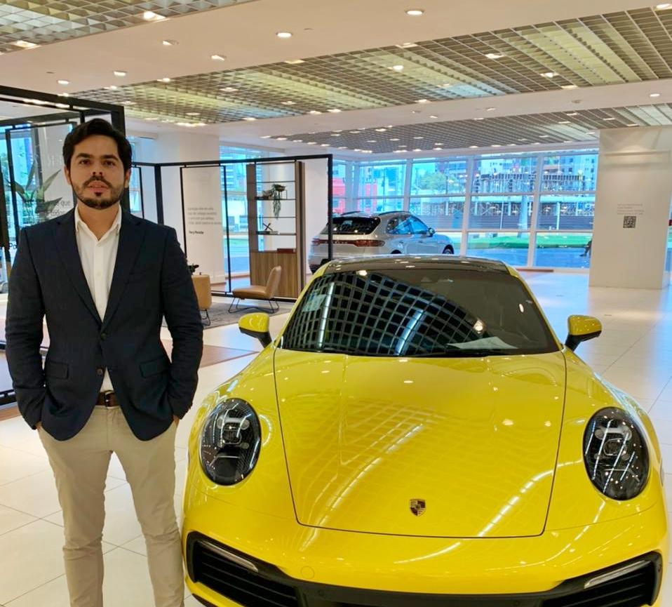 Por que a Porsche é importante para o Ceará