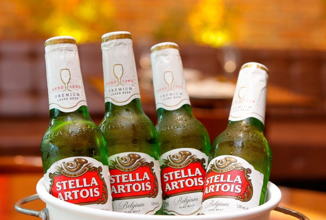 Restaurante Santa Grelha cria promoção com a Stella Artois no Ifood. Vem saber!