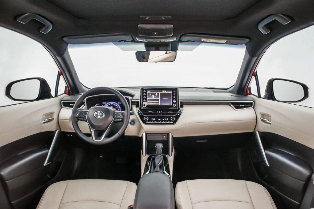 27. Toyota Corolla Cross Hybrid 2022 Scaled