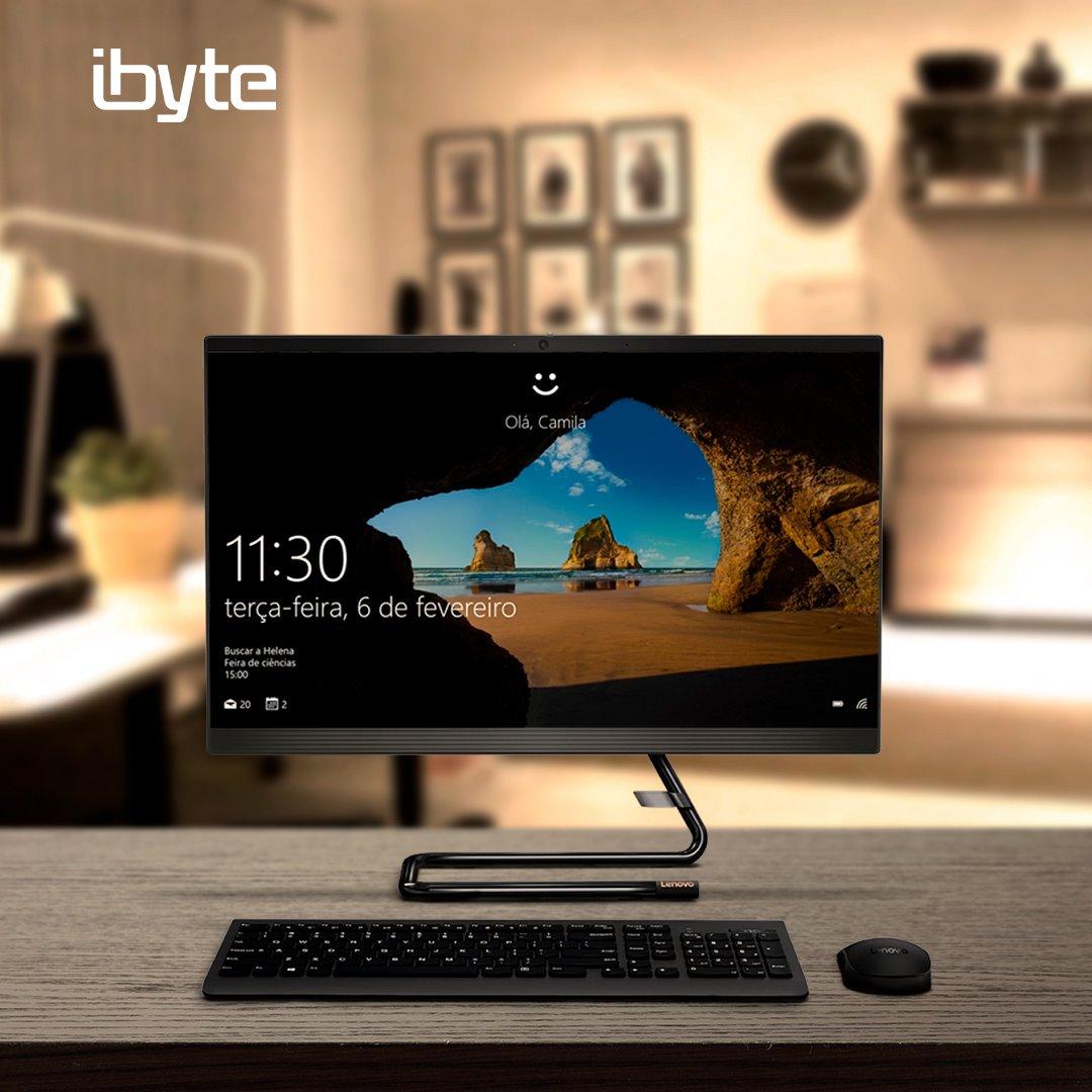ibyte aposta no serviço de assistência e orientação técnica em casa para clientes