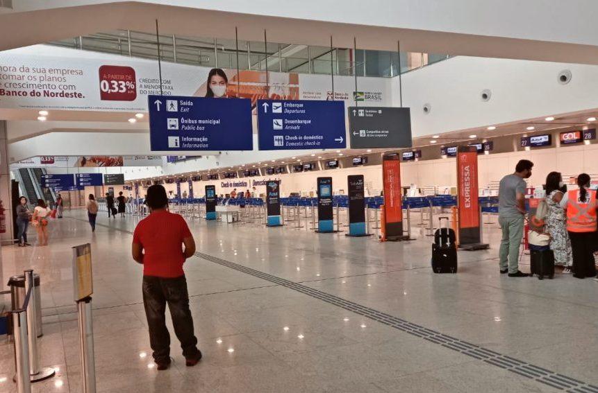 Ceará negocia dois voos diários para os EUA após a reabertura das fronteiras