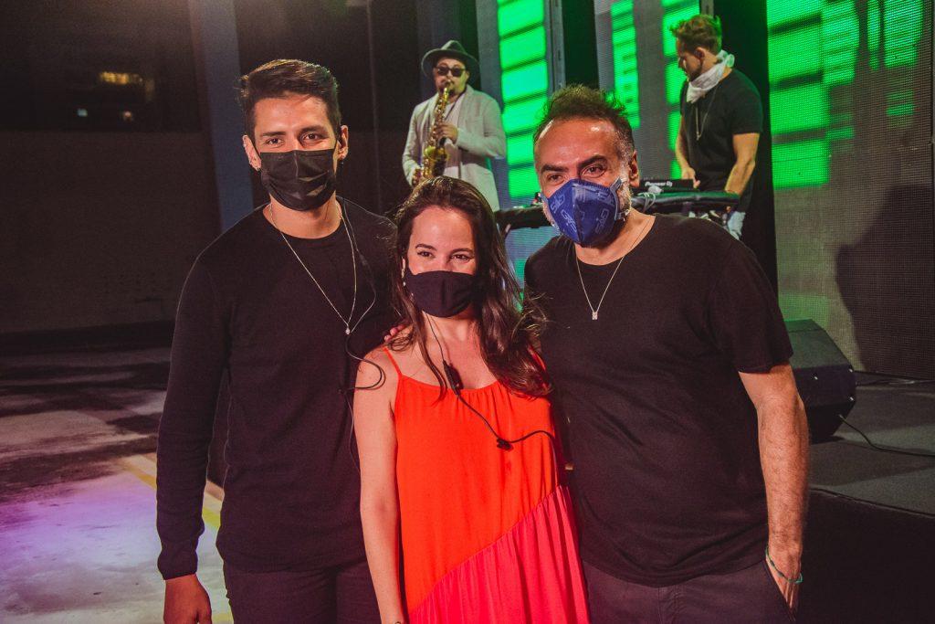 Alex Ramos, Manu Bezerra E Padua Costa