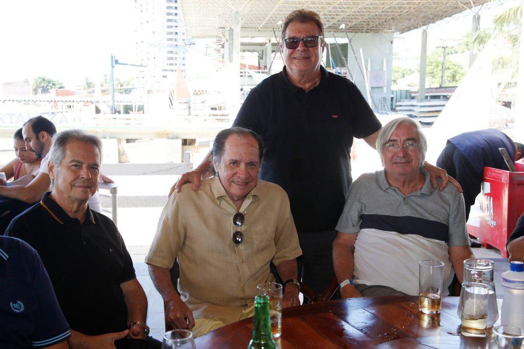 Arnaldo Almeida, Alex Tavares, Elias Bacha E Murilo Belchior
