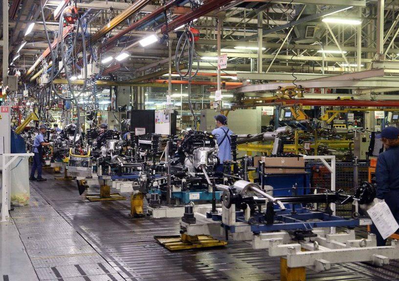 Produção industrial brasileira registra a segunda queda consecutiva este ano