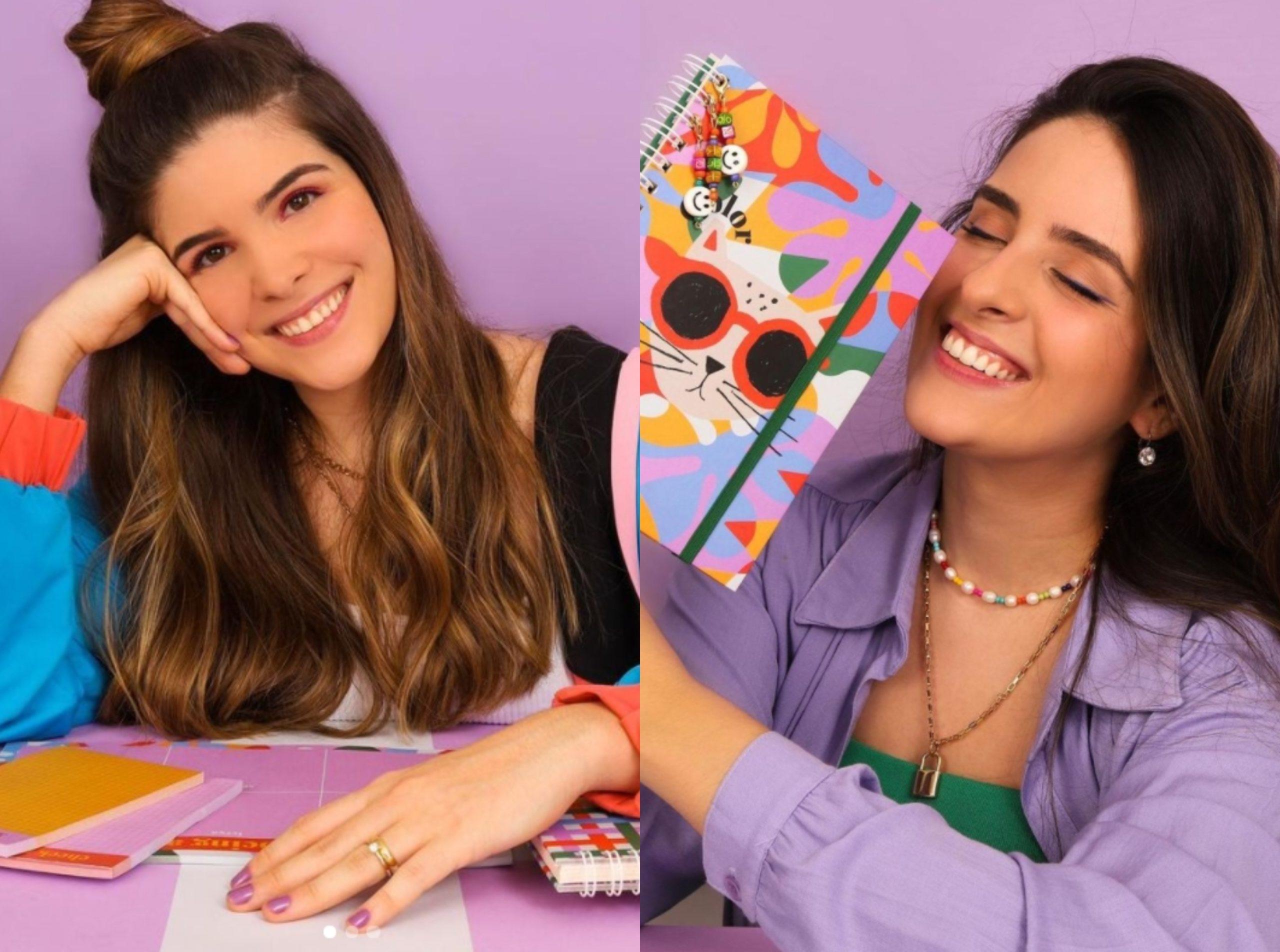 Marcella e Amanda Feitosa entram para o grupo de empreendedores da nova geração