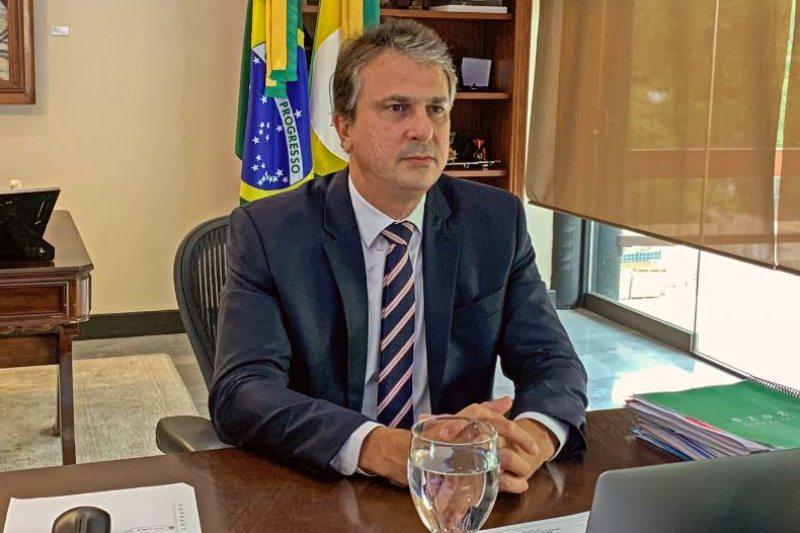 Camilo Santana é o líder político mais bem avaliado do Brasil segundo o Valor