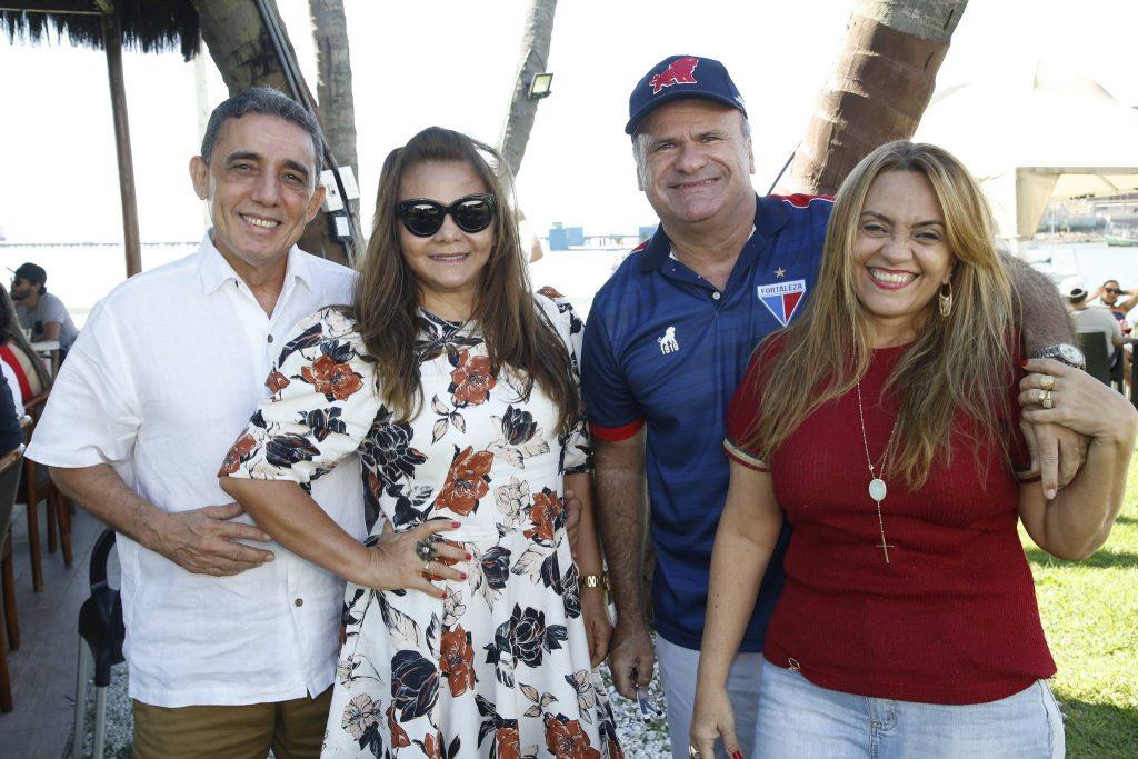 Carlos Alberto E Teresa Mendes, Junio E Fatima Castro