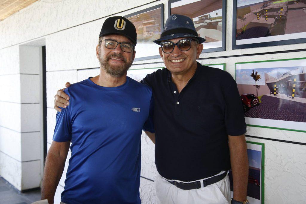 Cesar Fiuza E Licinio Correa