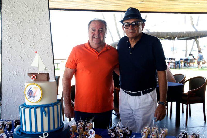 Chiquinho Aragao E Licinio Correa