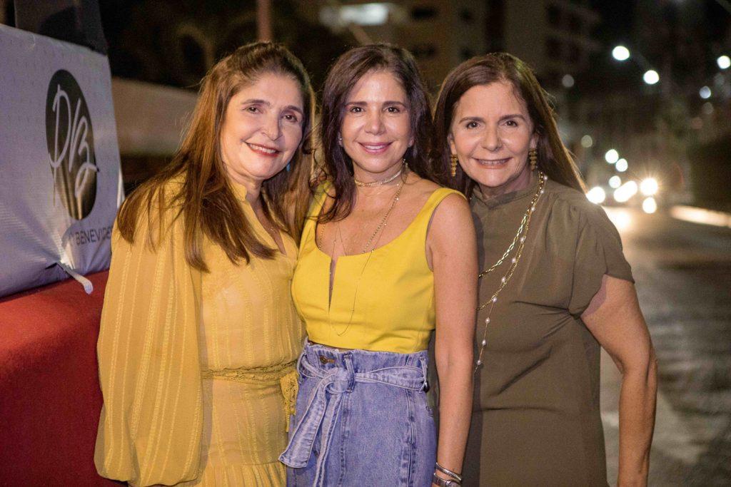 Cris Figueiredo, Maria Lucia Negrao E Tatiana Otoch