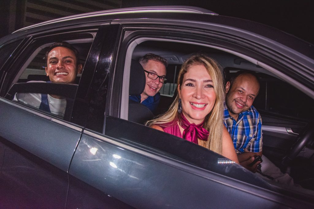 Daniel Ricart, Sergi, Dani Holanda E Jean Ferreira