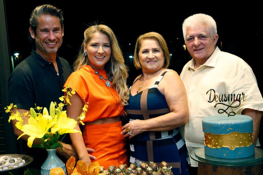 David E Patriciana Rodrigues, Auricelia E Deusmar Queiros