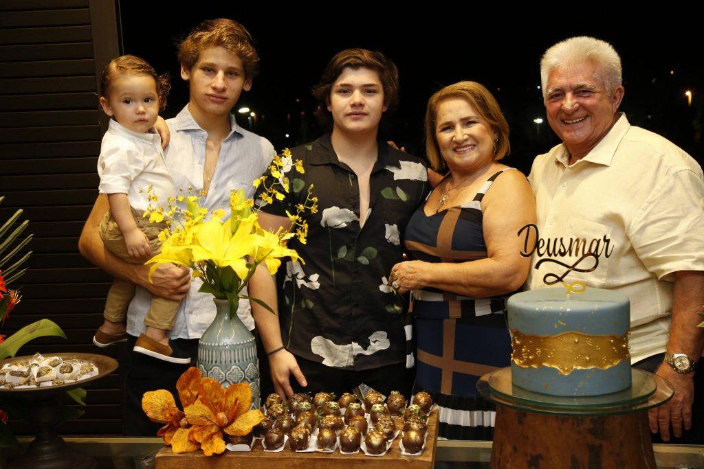 David Neto E David Rodrigues Filho, Pedro Henrique, Auricelia E Deusmar Queiros