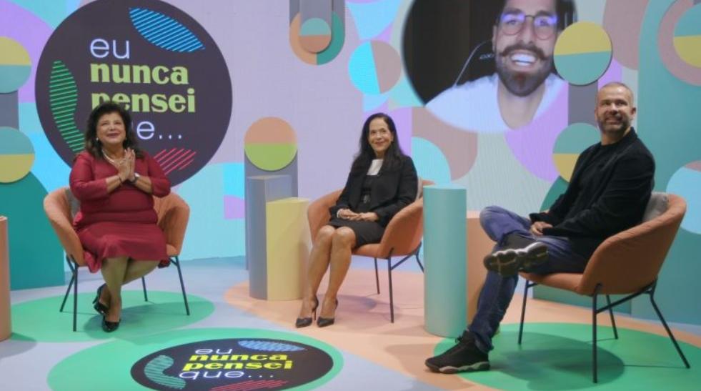 Luiza Helena Trajano estreia como apresentadora em seu canal no YouTube