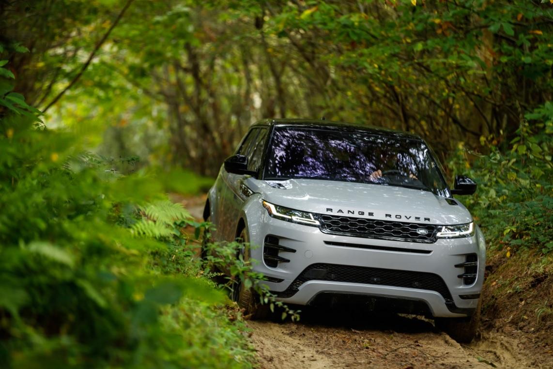Jaguar Land Rover anuncia retomada da produção do Range Rover Evoque no Brasil