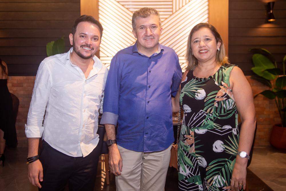 Fabricio Rocha, Antônio Henrique E Edileusa Bandeira