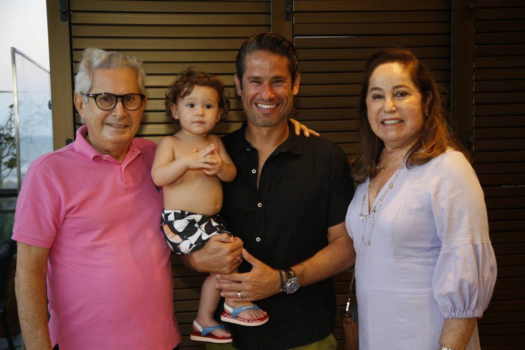 Fernando, David Neto, David E Ines Rodrigues