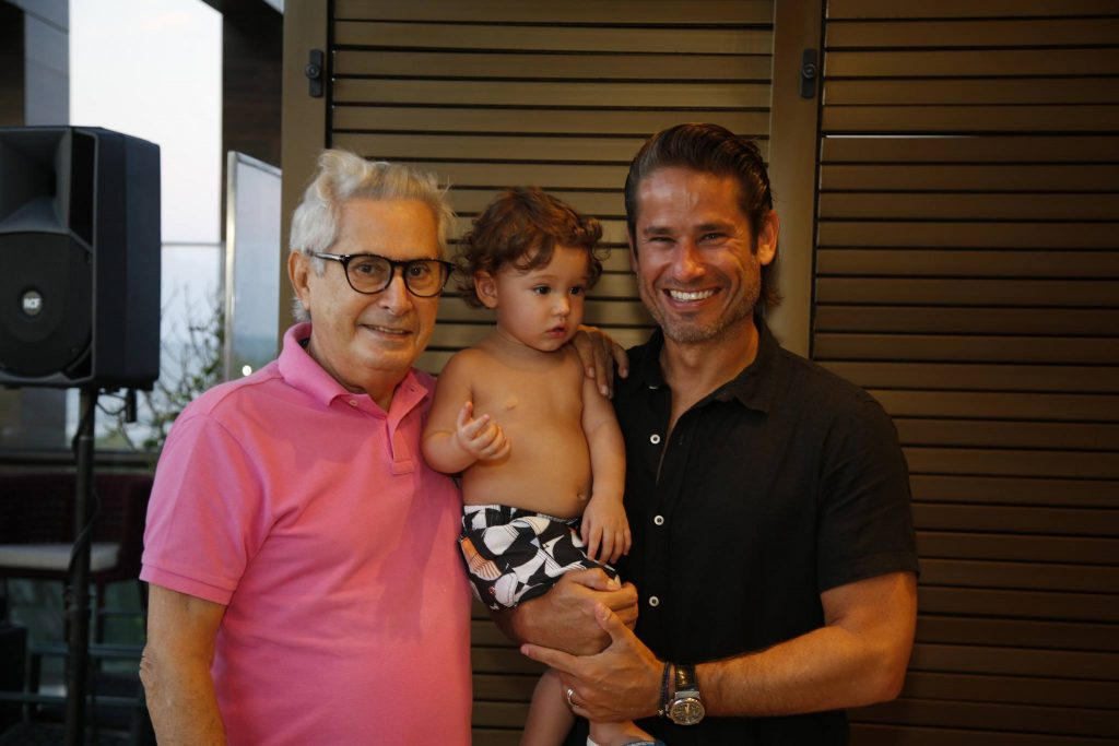 Fernando, David Neto E David Rodrigues 2