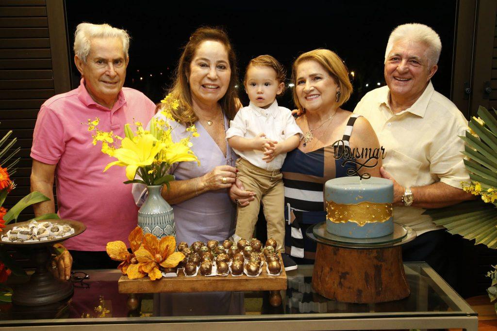 Fernando, Ines, David Rodrigues Neto, Auricelia E Deusmar Queiros