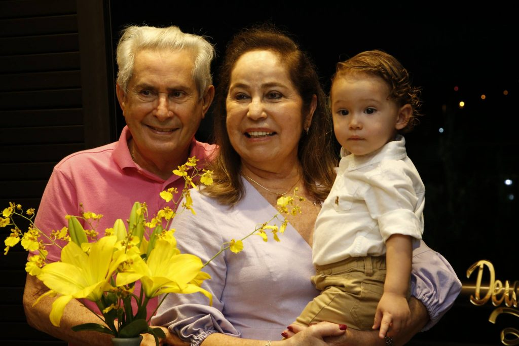 Fernando, Ines E David Rodrigues Neto
