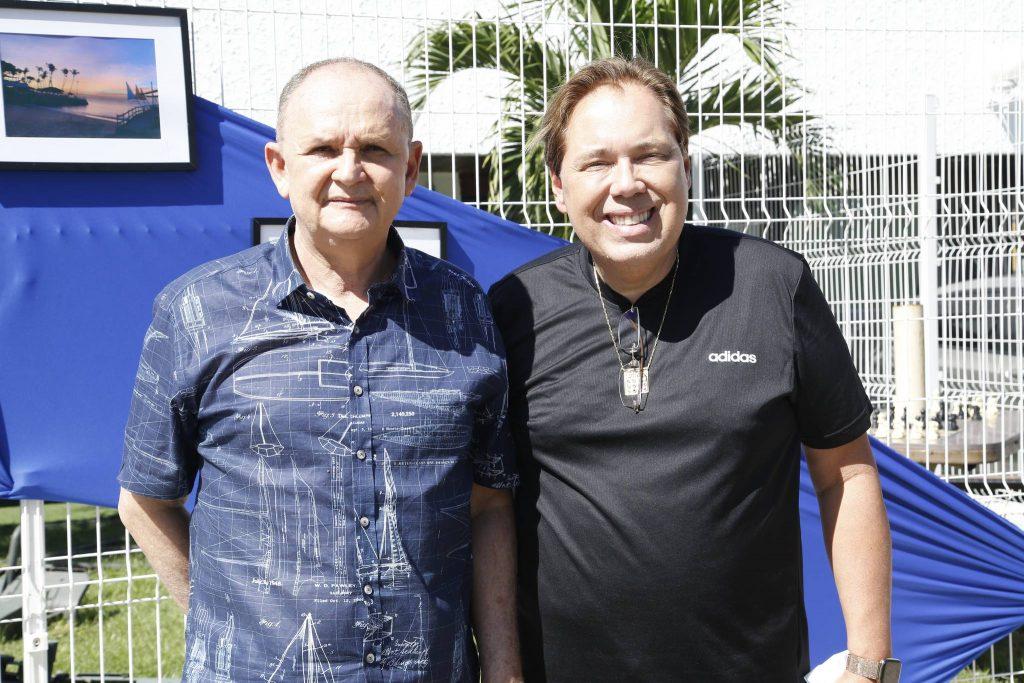 Francisco Caminha E Silas Munguba Junior