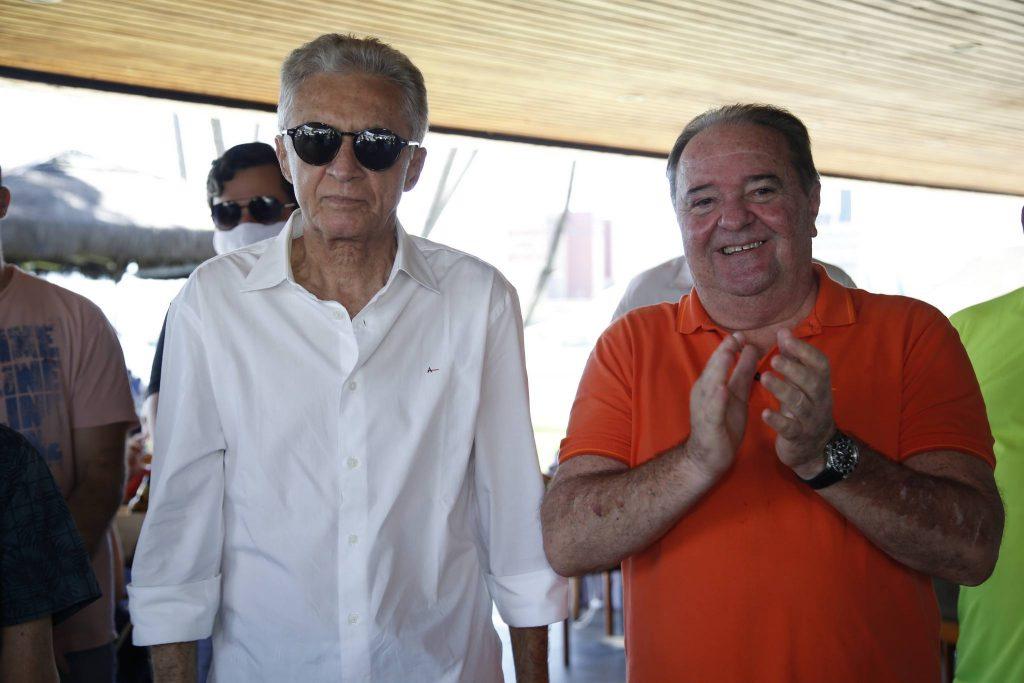 Franze Moraes E Chiquinho Aragao
