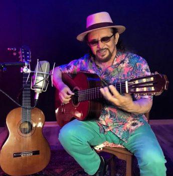 Geraldo Azevedo contará seus grandes sucessos em live neste sábado (8)