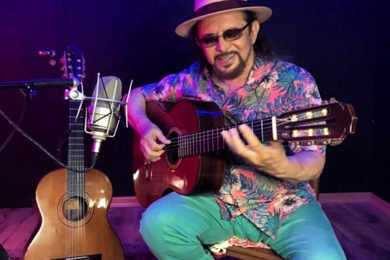 Live Sessions - Geraldo Azevedo contará seus grandes sucessos em live neste sábado (8)