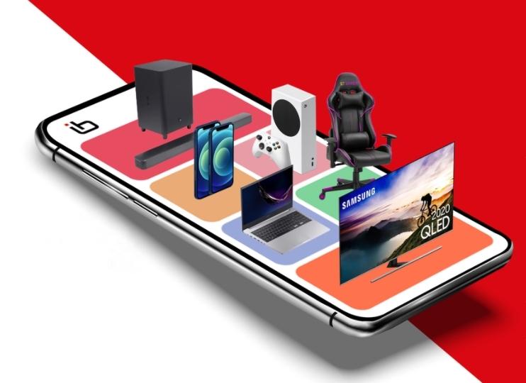 ibyte chega a plataforma Rappi ofertando descontos exclusivos