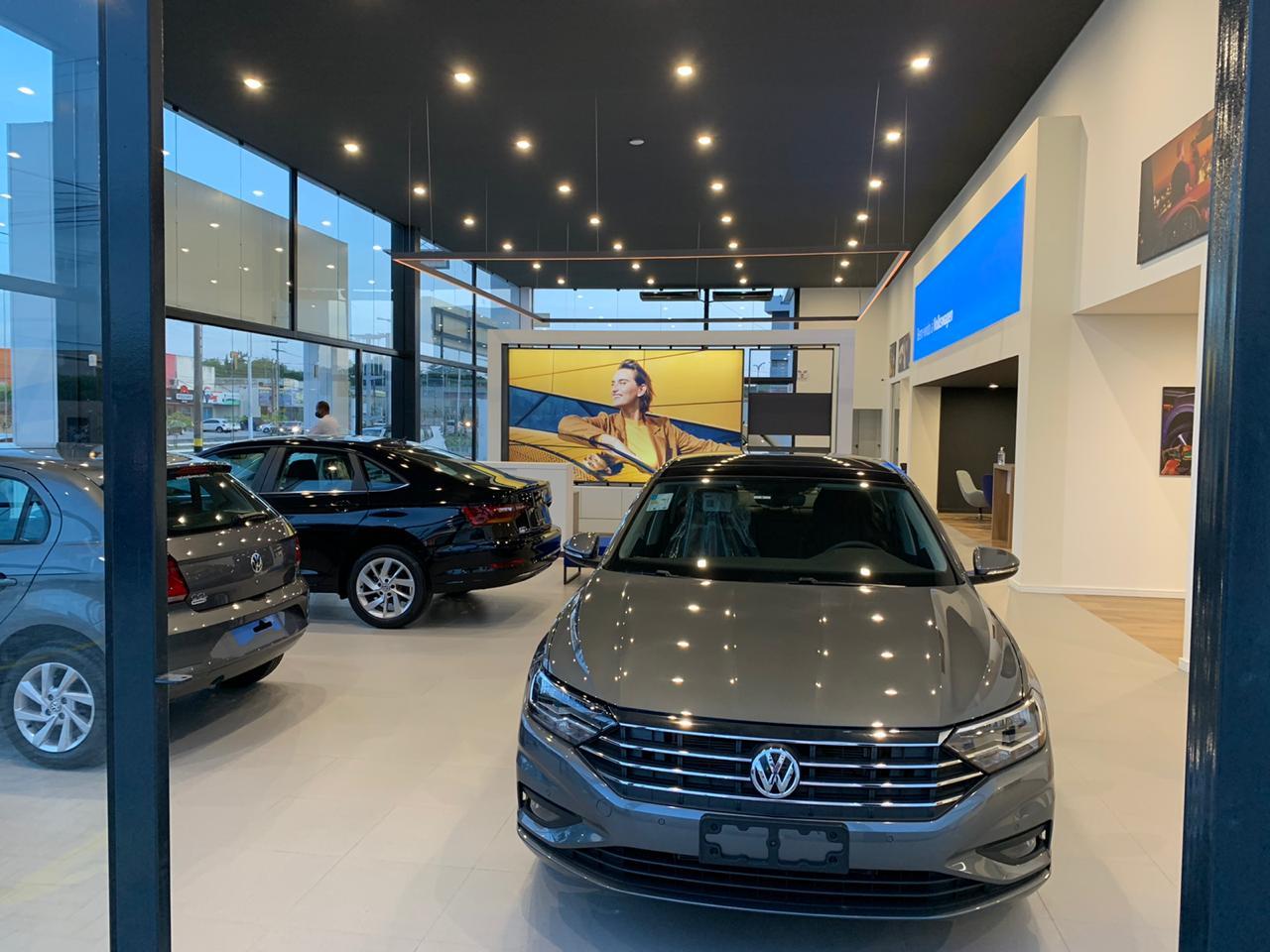 Em abril, concessionária Nacional desponta no mercado e vende quase a metade de Volkswagens em Fortaleza