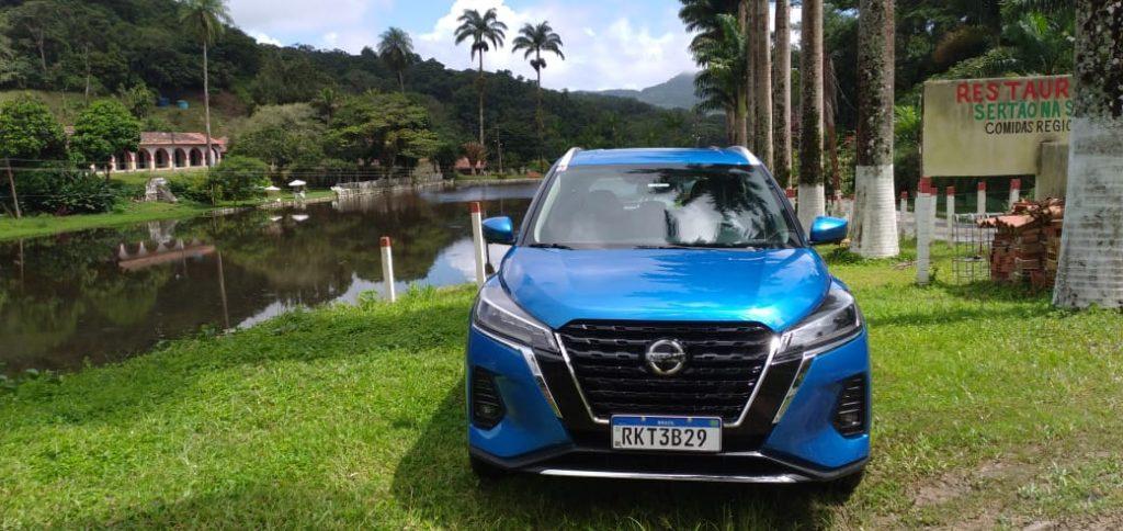 Novo Nissan Kicks atinge 10% de participação no mercado nacional em apenas um mês