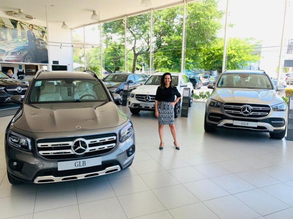 Newsedan Mercedes-Benz apresenta a melhor e a mais ampla variedade de SUV premium no mercado